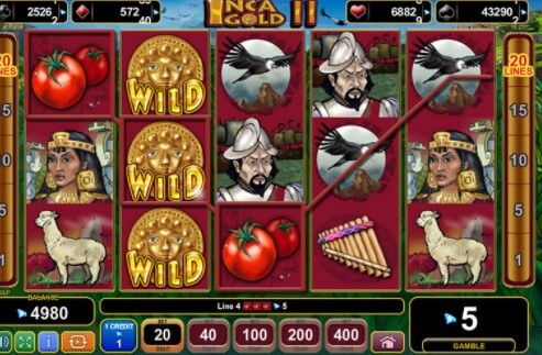Download Inca Gold Casino Slot in Your iPhone and iPad with Free Game Features