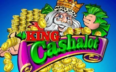 Enjoy the Thrilling Moments of King Cashalot Online Casino Pokie