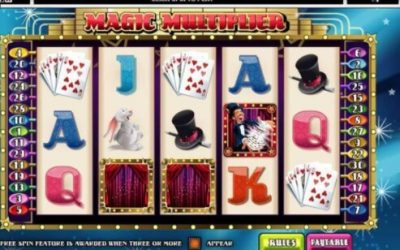 Convert your Win into Millions with Magic Multiplier Online Casino
