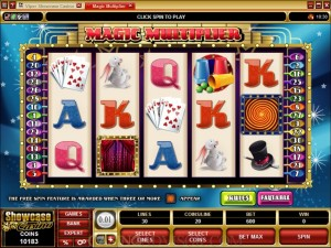 Magic Multiplier Casino Slot